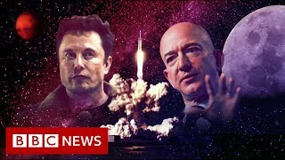 After the moon: What's next for space exploration? - BBC News