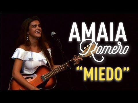 MIEDO - AMAIA ROMERO (Ganadora OT 2017) | @amaia.rom (15 JULIO 2017)