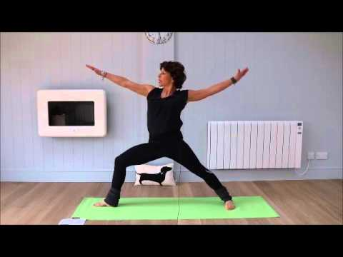 Yoga Sequence with Yoga-Forever and Fenella Lindsell
