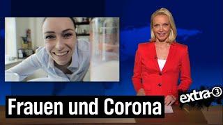 """""""extra 3""""-Extra: Frauen und Corona"""
