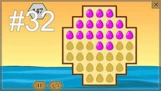 River Crossing IQ Logic 32 Answer