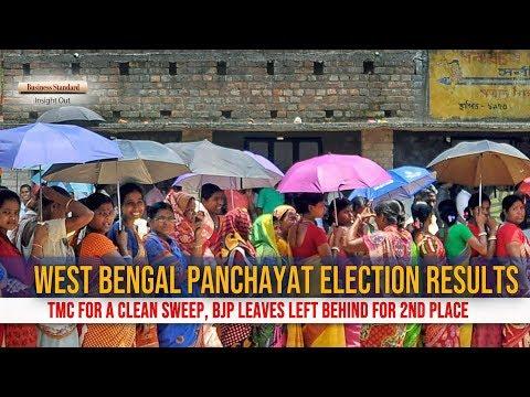Bengal Panchayat Election Results