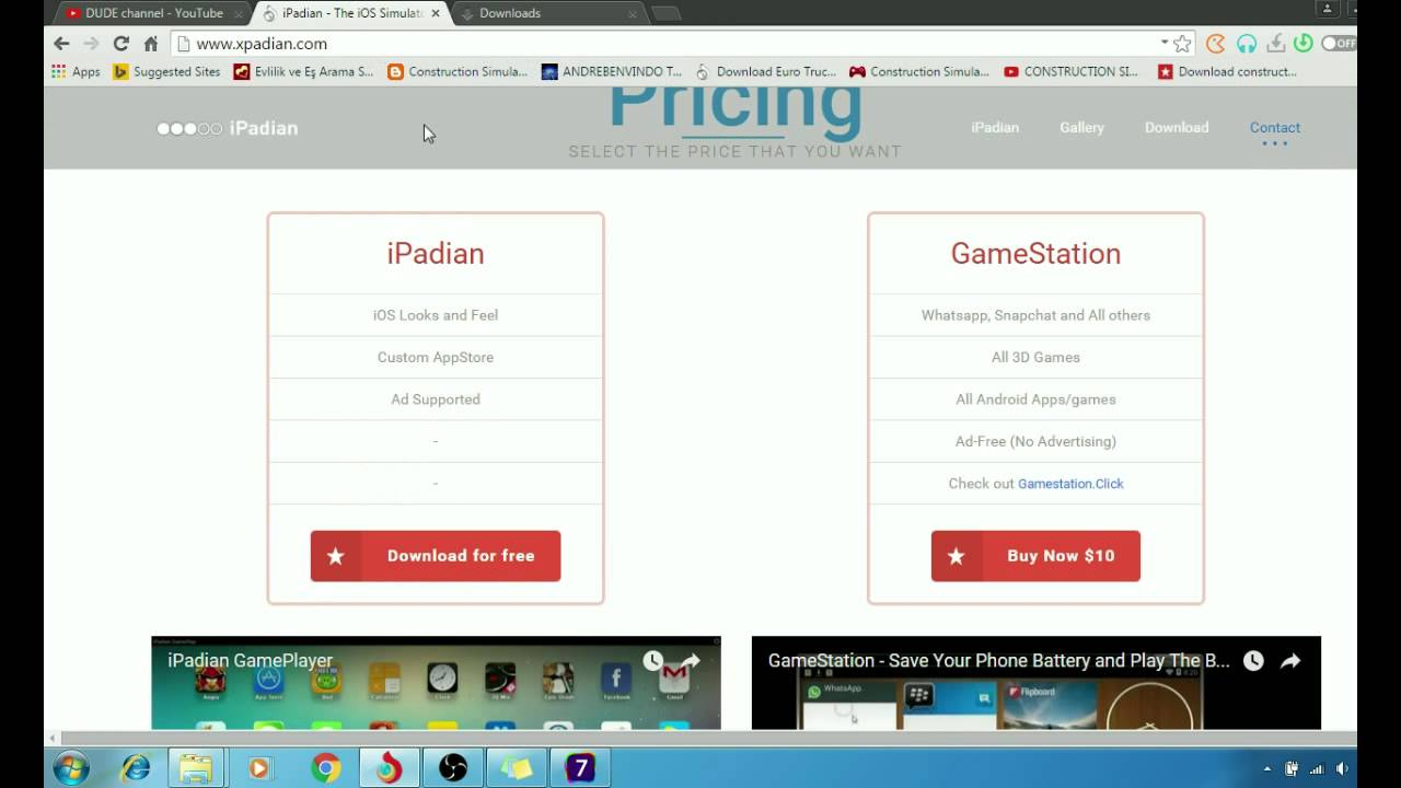 How To Download Ipadian For Windows 2016