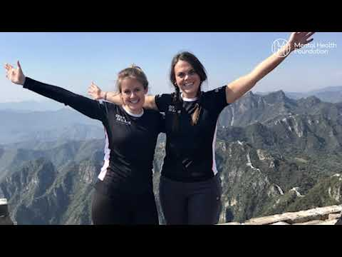 Trek the Great Wall of China for the Mental Health Foundation