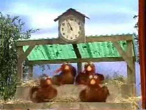 Sesame Street - Cluck Around The Clock