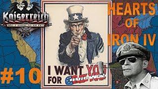 [10] A Trzeciego Dnia Zmartwychwstał! | USA | Kaiserreich | Hearts of Iron IV