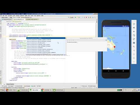 How to design a location tracking App using GPS in Android Studio - source code?