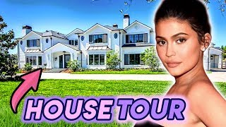 Kylie Jenner | House Tour 2019 | Inside Her 35 Million Dollar Mansion