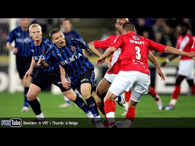 2007-2008 - Jupiler Pro League - 08. Club Brugge - Excelsior Mouscron 1-0