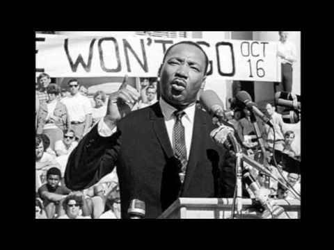 Dr. MLK Jr. Video - If You're Out There Instrumental