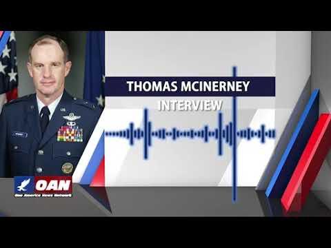 OANN: Gen McInerney explains Hammer & Score Card. November 18, 2020