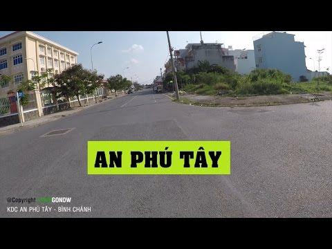 Nhà đất KDC tái định cư An Phú Tây, Bình Chánh - Land Go Now ✔