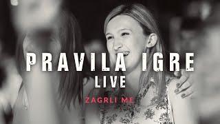 Смотреть клип Pravila Igre - Zagrli Me Live