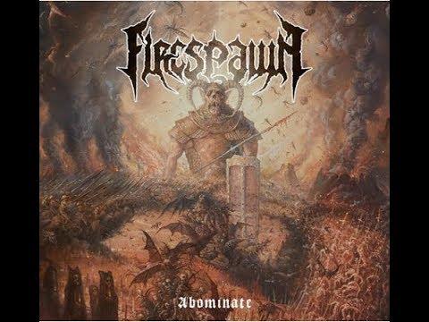 "Firespawn (Entombed A.D.,Dimmu Borgir) announce new album ""Abominate""..!"
