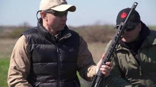 Ruger Precision Rifle и патроны Federal