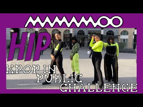 [KPOP IN PUBLIC CHALLENGE IN BRUSSELS] MAMAMOO (마마무) - HIP Dance Cover by Chicken Squad