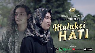 LAGU MINANG TERBARU 2021 - MALUKOI HATI - GHULAM FT [Official Music Video]