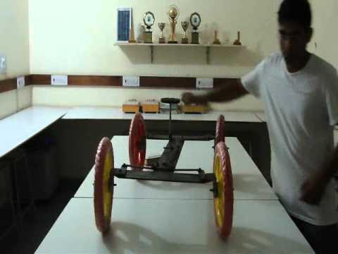 Best Mechanical Project Idea Four Wheel Steering