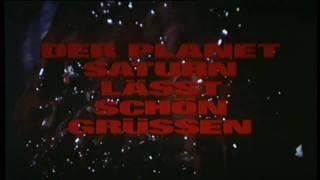 DER PLANET SATURN LÄßT SCHÖN GRÜßEN (1977) HD TRAILER [german]