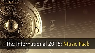 �������� ���� Dota 2 The International 2015 Music Pack ������