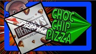 Pizza Hut s Hershey s Cookie Taste Test