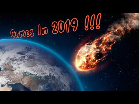 Asteroid Hitting Earth In 2018 !!!