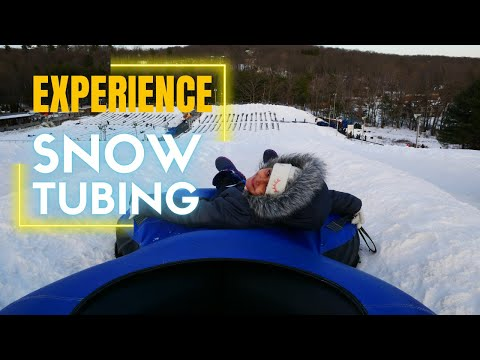 Camelback Snowtubing | First in Life