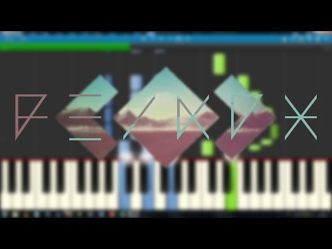 MADEON-BEINGS (Synthesia Tutorial) with free MIDI download
