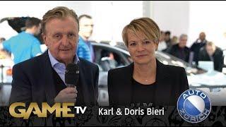 Game TV Schweiz - Karl & Doris Bieri | Veranstalter Auto Zürich Car Show