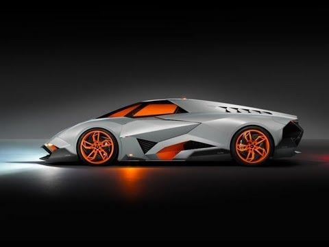 Lamborghini Egoista Youtube