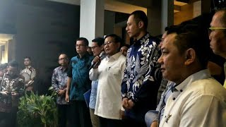 Download Video Prabowo Subianto - Sandiaga Temui Susilo Bambang Yudhoyono MP3 3GP MP4