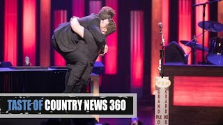 Chris Young Emotional After Grand Ole Opry Invite - Taste of Country News 360
