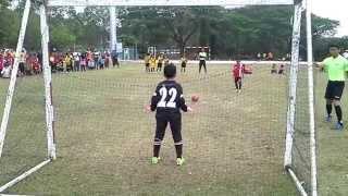 Penalti soccer kids perak vs team kl
