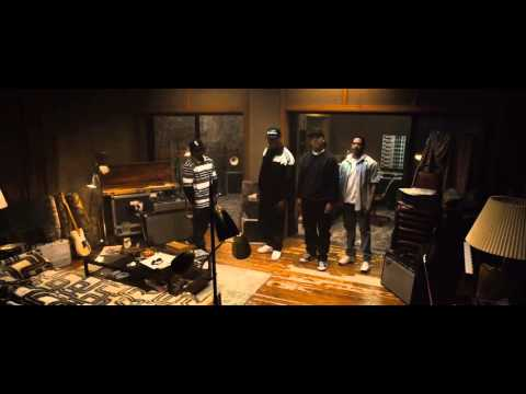 Straight Outta Compton- Recording Boyz N Da Hood