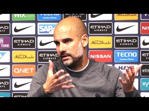 Manchester City 5-0 Burnley - Pep Guardiola Full Post Match Press Conference - Premier League