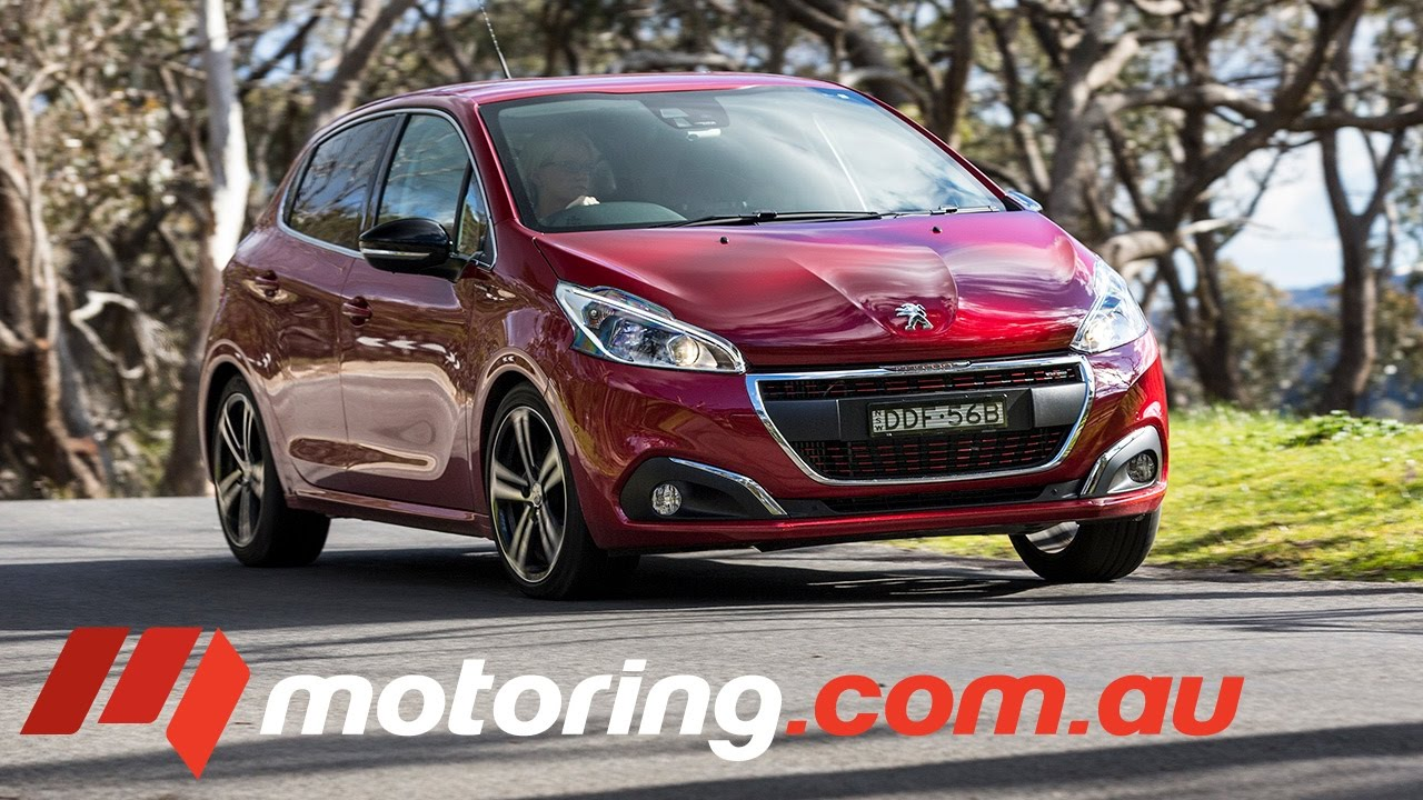 Peugeot 208 Gt Line Review Youtube