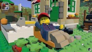 LEGO Worlds - LEGO Sets: Changing Seasons 31038 Gameplay (PC HD) [1080p]