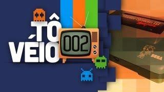 Tô Véio 002 - SEGA Master System - (A história dos video games) - Baixaki Jogos