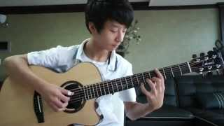 Sungha Jung Lonely - Đỉnh cao Guitar