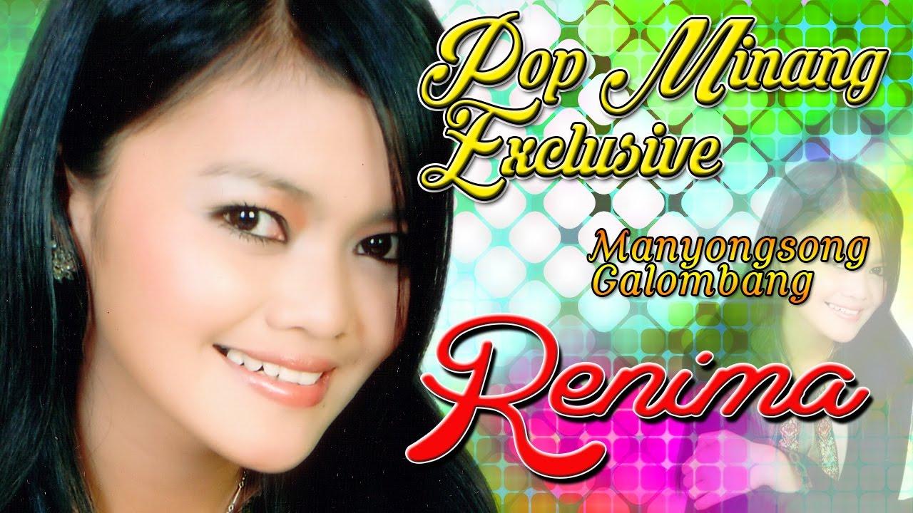Lagu Minang Terbaru  Terpopuler Renima Pop Minang Trendy Youtube