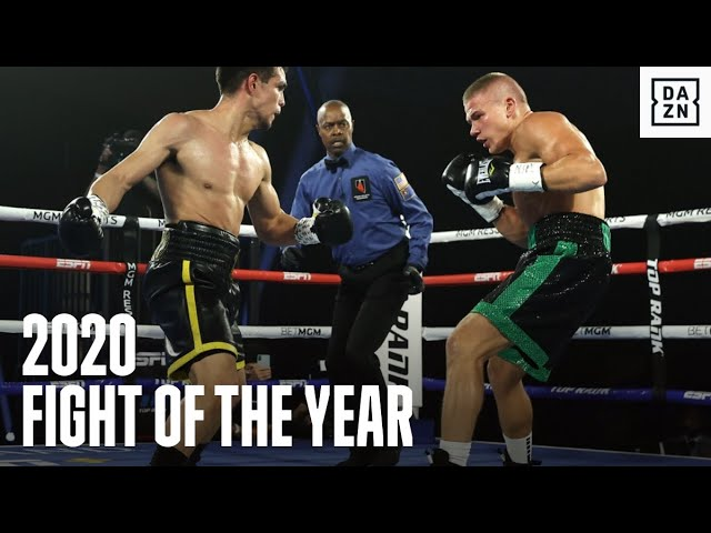 The 2020 Boxing Fight Of The Year Is ...