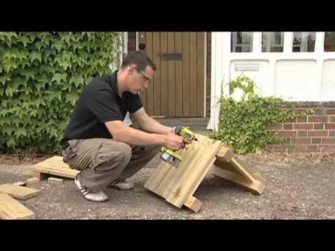 cmo hacer una jardinera de madera