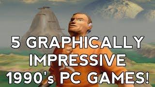 5 graphically impressive 90