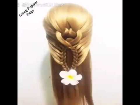 Beautiful Cool Amazing Hair Style best Tips