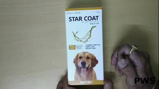 Star Coat Tonic for Dogs and Cats