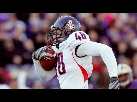 The Game That Got Rob Gronkowski Drafted (College Edition)
