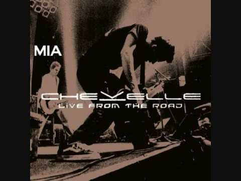 Chevelle - Live from the Road - MIA