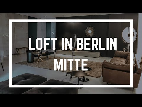 Designer loft for sale in Berlin Mitte