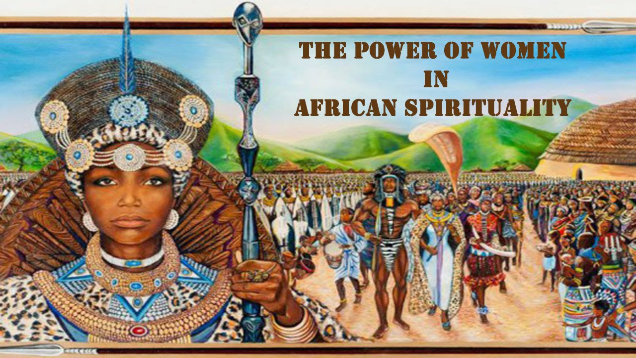 African spirituality and the power of women