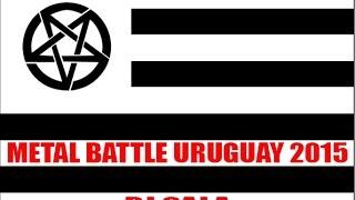 LIBERTAD O MUERTE / VALVULAR TV ESPECIALES / 16 / BJ SALA / METAL BATTLE URUGUAY.